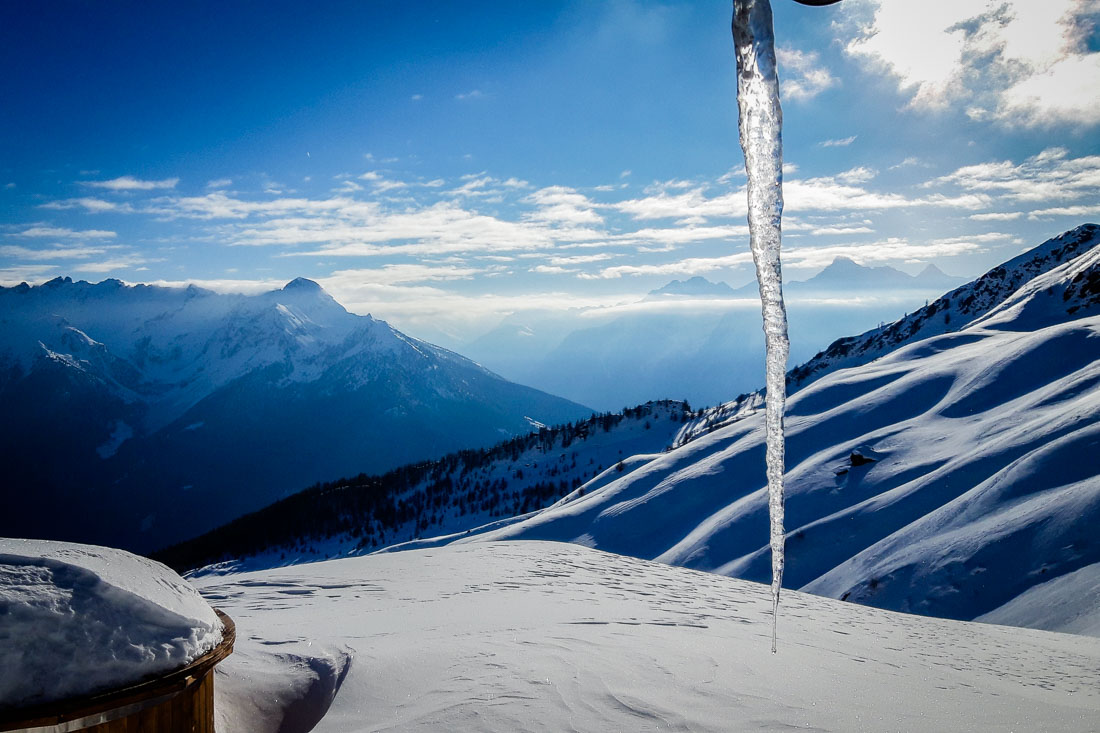 Esprisarvadzo, Avventura Valle d'Aosta, Escursioni Valle d'Aosta, Scialpinismo Valle d'Aosta