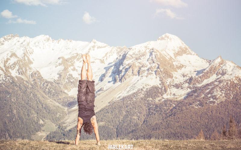 Acroyoga Valle d'Aosta, Accademia dell'equilibrio