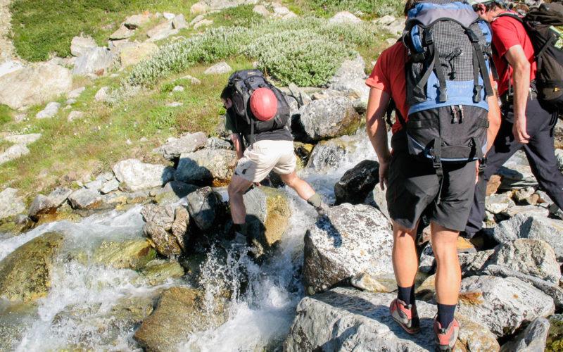 Esprisarvadzo, Avventura Valle d'Aosta, Escursioni Valle d'Aosta, arrampicata